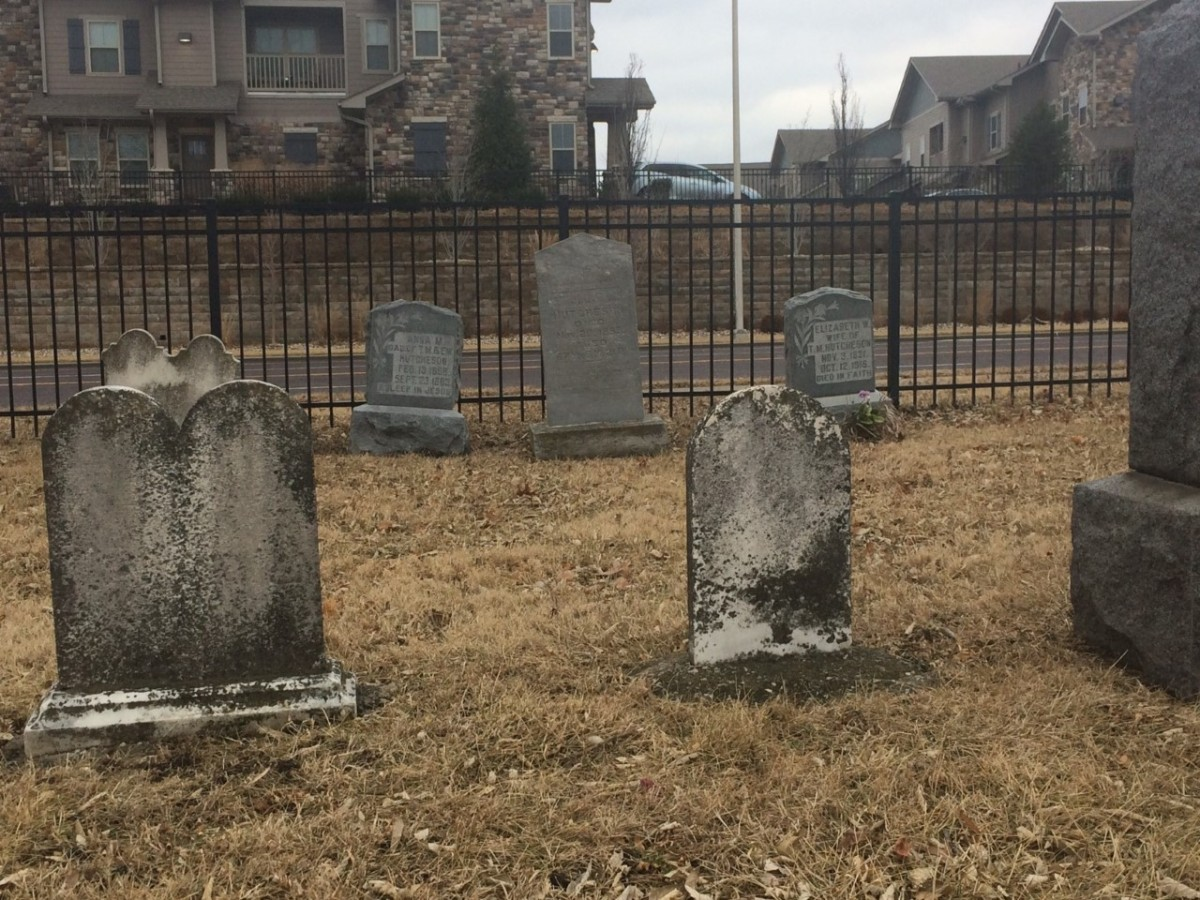 Pioneer Graveyard: Johnson County History