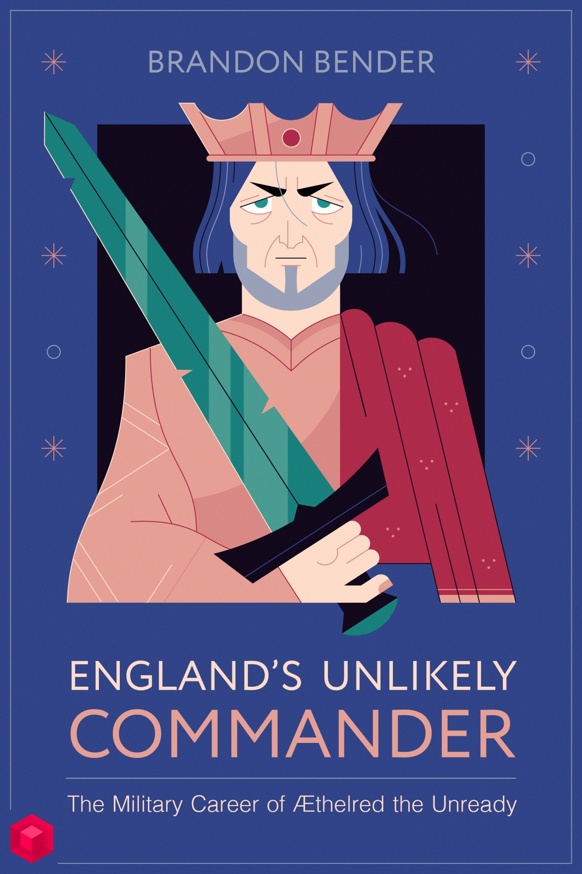 New Book: England's Unlikely Commander